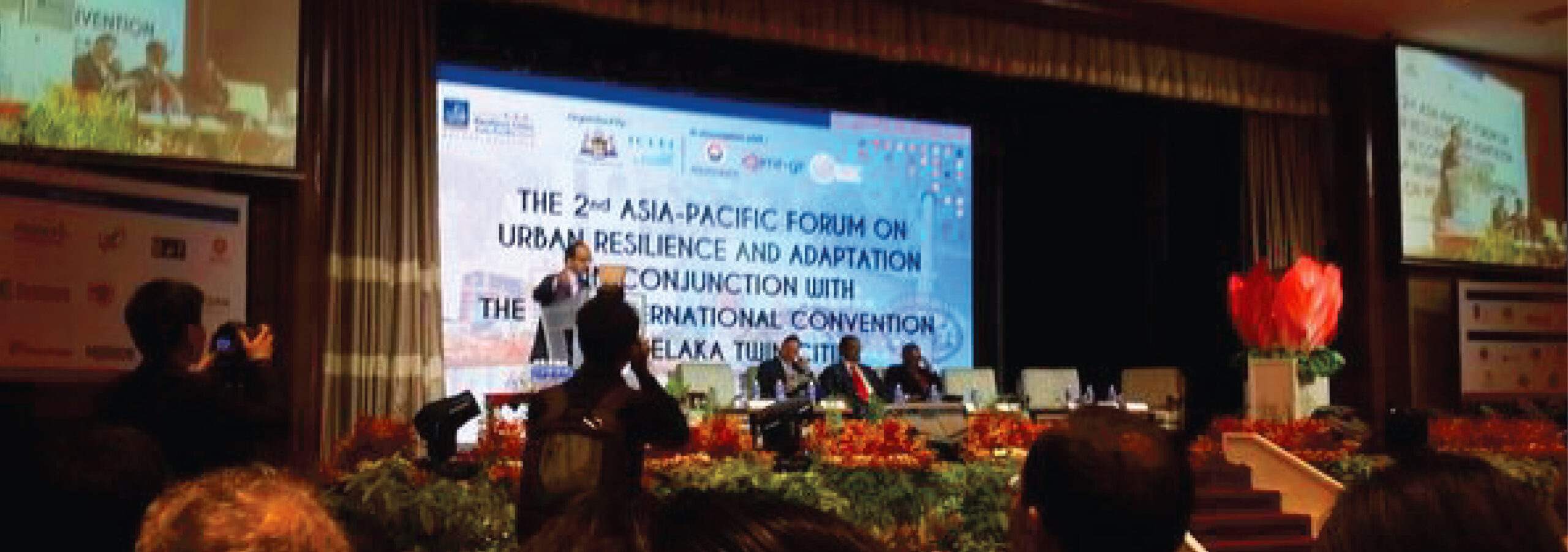 The Asia Pacific Resilient Cities 2016