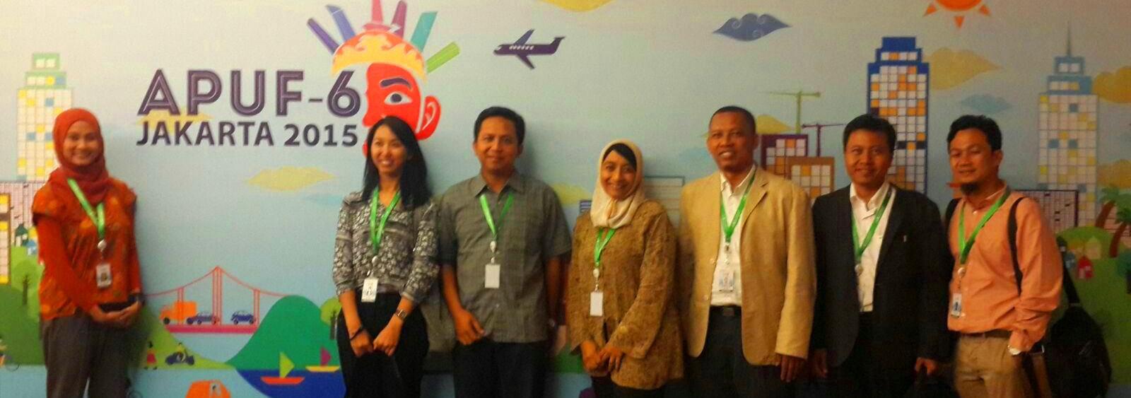 The 6th Asia Pacific Urban Forum (APUF)