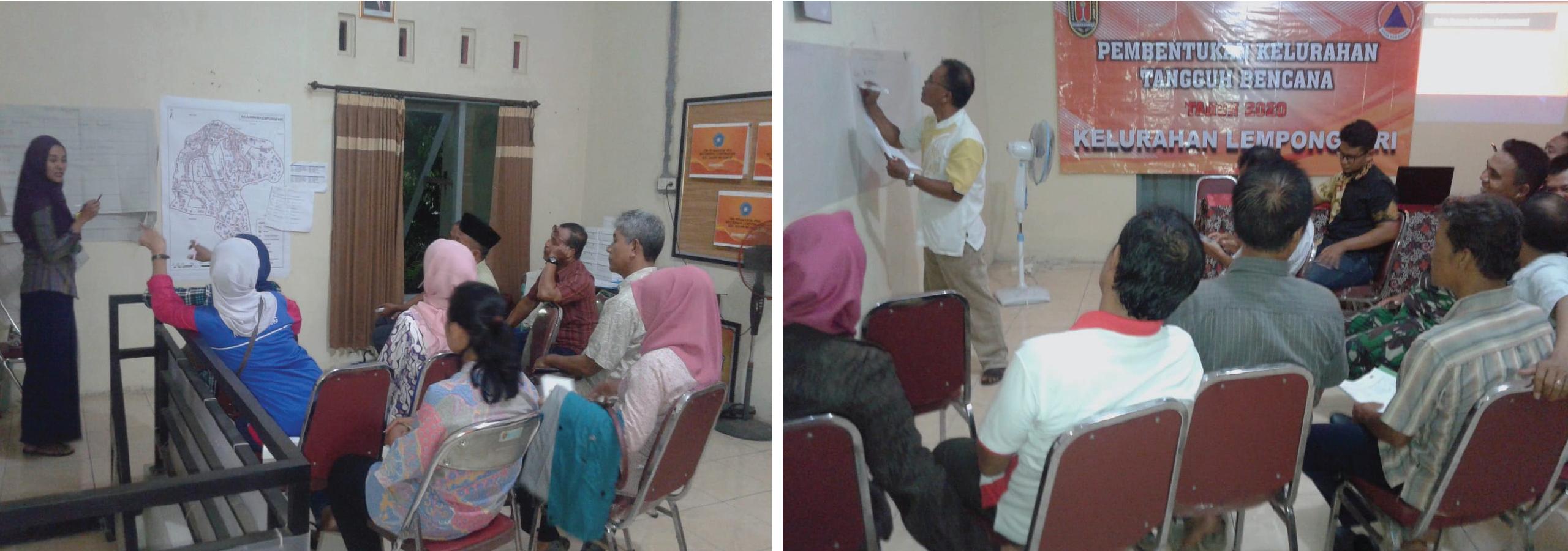 Pembentukan Kelurahan Tangguh Bencana (Katana) Lempongsari sebagai Upaya untuk Mewujudkan Kota Semarang yang Tangguh Bencana
