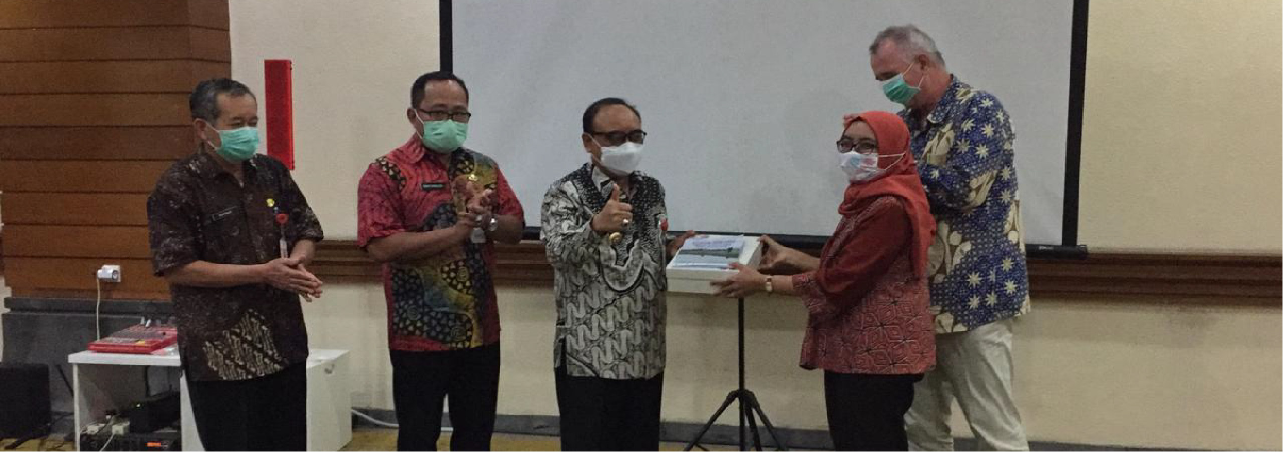 Dissemination of Semarang City Water as Leverage (WaL) Program